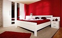 Fotografie ložnice, postele - Aspena