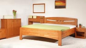 Menší fotografie ložnice, postele - Evita