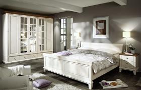 Menší fotografie ložnice, postele - Georgia