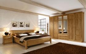 Menší fotografie ložnice, postele - Piano