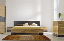 Fotografie ložnice, postele - Vera