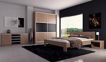 Fotografie ložnice, postele - Maxim 3
