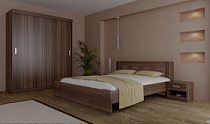 Fotografie ložnice, postele - Eden 2