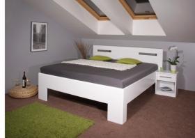 Menší fotografie ložnice, postele - Varezza 5