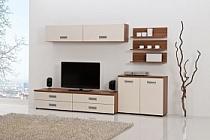 Fotografie obývací stěny - Obývací pokoj 3