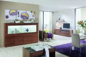 Menší fotografie obývací stěny - Silvana 3
