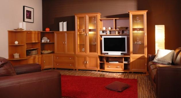 Velká fotografie obývací stěny - Celine