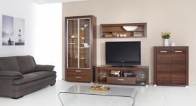 Menší fotografie obývací stěny - Aurélia