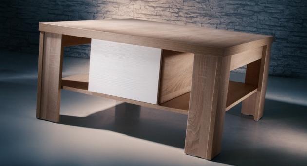 Velká fotografie stoly a stolky - KS 38