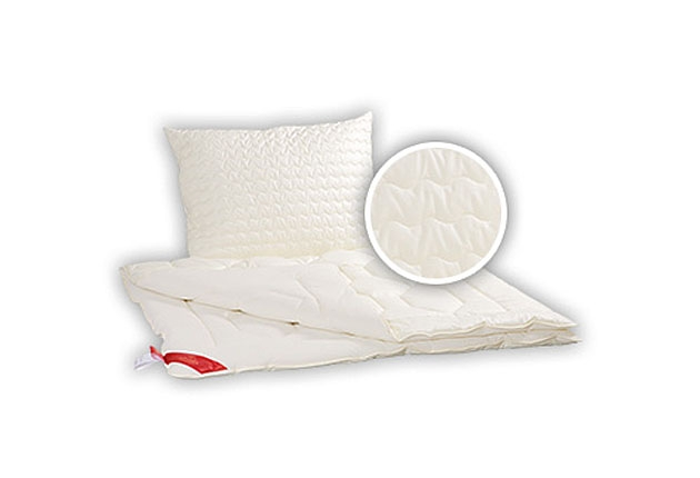 Velká fotografie sortimentu pro zdravý spánek - Welness Comfort