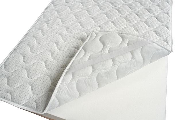 Velká fotografie sortimentu pro zdravý spánek - Chránič na postel