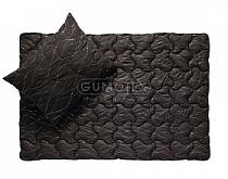 Fotografie výrobku - zdravý spánek - Ložní souprava Metallic (černá)