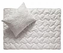 Fotografie výrobku - zdravý spánek - Ložní souprava Metallic (bílá)