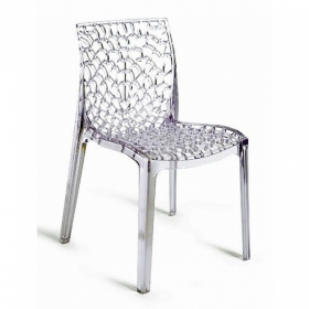 Menší fotografie dřevěné židle - Židle Gruvyer2