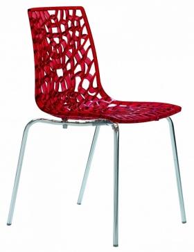 Menší fotografie dřevěné židle - Židle Groove