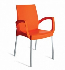 Menší fotografie dřevěné židle - Židle Boulevard