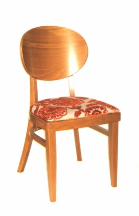 Menší fotografie dřevěné židle - 313 249
