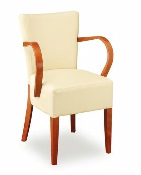 Menší fotografie dřevěné židle - 323 760