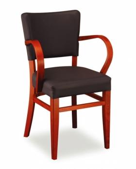 Menší fotografie dřevěné židle - 323 771