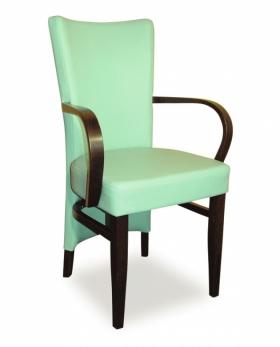 Menší fotografie dřevěné židle - 323 774