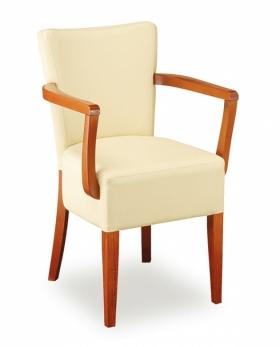 Menší fotografie dřevěné židle - 323 780