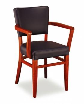 Menší fotografie dřevěné židle - 323 791