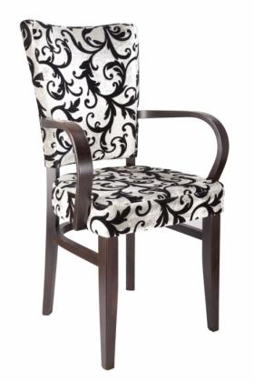 Menší fotografie dřevěné židle - 323 773