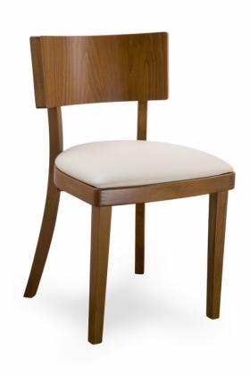 Menší fotografie dřevěné židle - 313 173