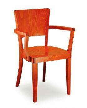 Menší fotografie dřevěné židle - 321 262