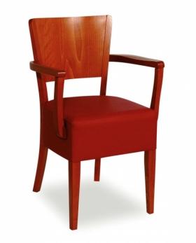 Menší fotografie dřevěné židle - 323 260