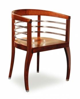 Menší fotografie dřevěné židle - 321 051