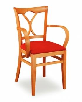 Menší fotografie dřevěné židle - 323 811
