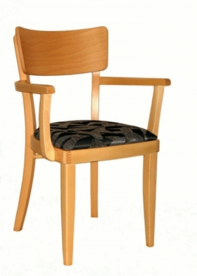 Menší fotografie dřevěné židle - 323 265