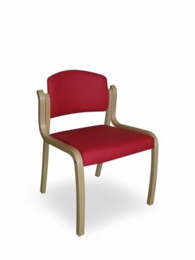 Menší fotografie dřevěné židle - 313 557