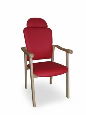 Menší fotografie dřevěné židle - 323 555