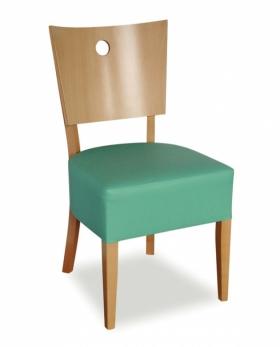 Menší fotografie dřevěné židle - 313 231