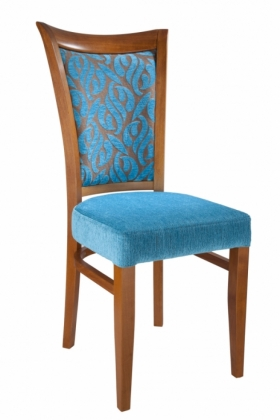 Menší fotografie dřevěné židle - 313 836