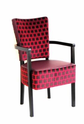 Menší fotografie dřevěné židle - 323 708